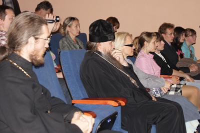 """Кинофестиваль в Рыбинске """"Свет миру"""" 2011"""