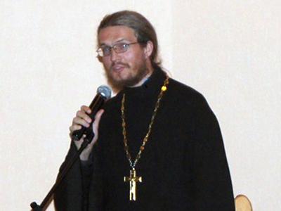 протоиерей Дионисий Растопчин