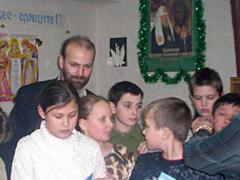 """В Тульском православном центре """"Возрождение"""""""