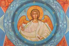 Ангел Великого Совета. Храм Михаила Архангела г.Пущино