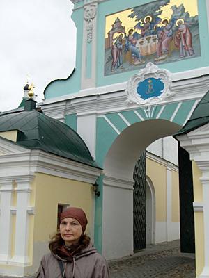 У Свято-Троицкого Ипатьевского монастыря