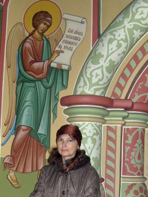 В Богоявленском Красносельском храме