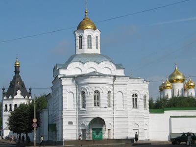 Богоявленско-Анастасиин собор в Костроме