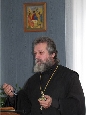 протоиерей Виталий Шастин. председатель Миссионерско-образовательного отдела Костромской епархии