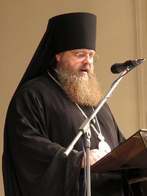 Епископ Ростовский и Новочеркасский Меркурий на VI Чтениях ЦФО