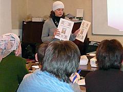 Педагогический практикум на Богословско-педагогических курсах