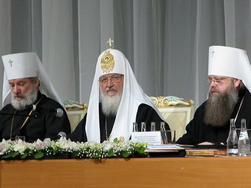 Открытие XX Рождественских Чтений 2012