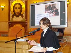 Презентация УМК Вертоград на XX Рождественских Чтениях