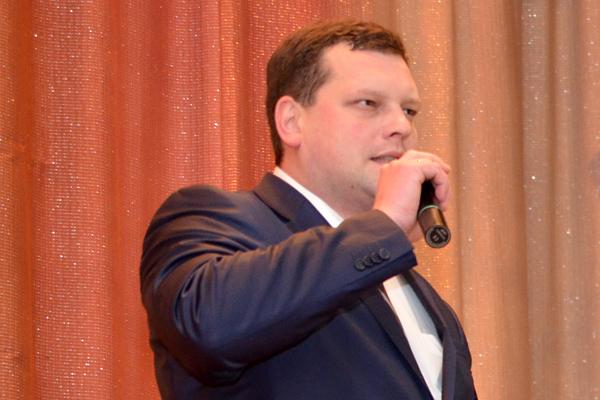 Приветствие участников Чтений главы г. Пущино И.В. Савинцева