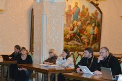 Рабочая группа по написанию ЕУМК для воскресных школ