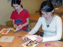 Уроки Рукоделия в воскресной школе Вертоград