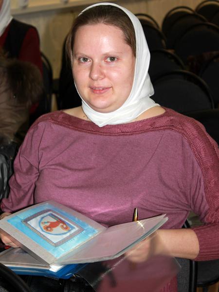 Педагоги воскресных школ Пермской епархии на VIII Феофановских Чтениях