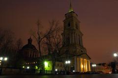 Вечерняя Пермь