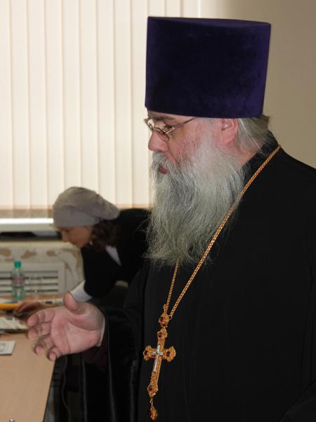 Протоиерей Олег Ширинкин руководитель отдела ЦПШ Пермской епархии