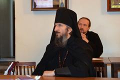 Иеромонах Сергий (Телих) - ключарь Александро-Невского собора