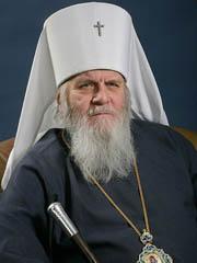 Высокопреосвященнейший КОРНИЛИЙ, митрополит Таллинский и всея Эстонии