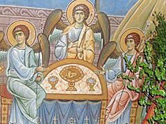 День Святой Троицы в Пущинском храме