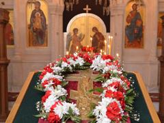 Крестопоклонная Неделя - середина Великого поста