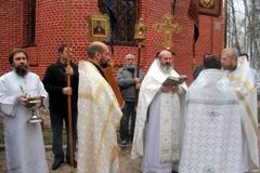 21.11.2013 Престольный праздник в Пущине