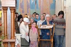 07.01.2015 Рождественское богослужение
