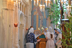 31.05.2015 Богослужение на День Святой Троицы