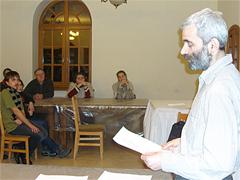 Разговор о современной христианской поэзии