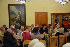 14.02.2014 Приходское собрание