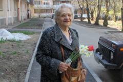 09.05.2013 День Победы в Пущинской благотворительной столовой