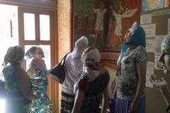 Экскурсия для социально-реабилитационного центра