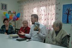 Евангельские беседы в социально-реабилитационном центре