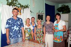 13.07.2013 Благотворительной столовой - 1 год!