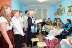 День народного единства в Пущинской благотворительной столовой