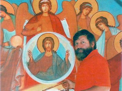 Александр Соколов иконописец