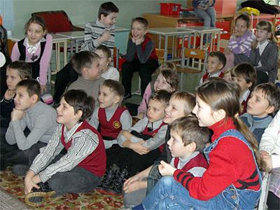 Вертеп для 2-х классов пущинской гимназии