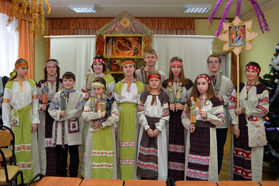 """Вертеп """"Вертоград"""" 2013"""