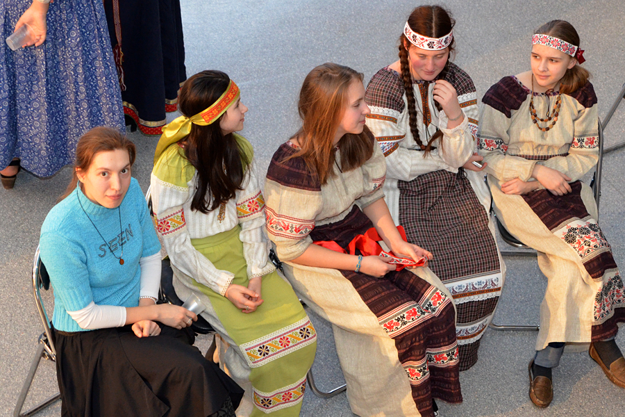 Играем Святки. Фестиваль вертепов на Воробьевых горах