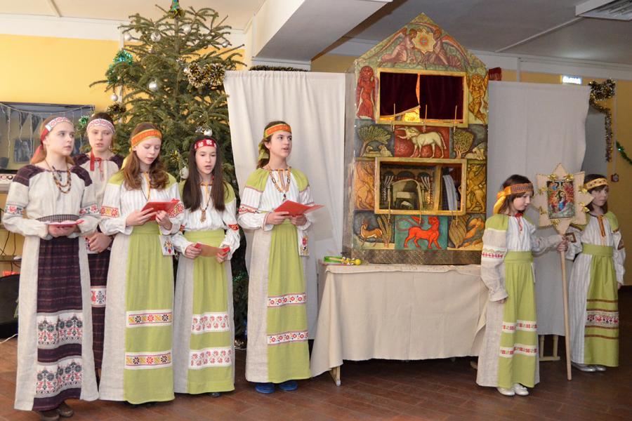 """Вертоград"" в храме Рождества Иоанна Предтечи на Пресне"