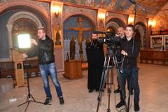 """Вертеп """"Вертоград"""" в сюжете ТВ Россия24 """"Дары волхвов"""""""