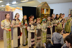 Вертоград на III Серпуховском фестивале кукольных театров