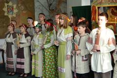 17.01.2014 Вертеп в Пущинском музее