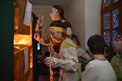Рождественский вечер для беженцев