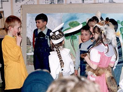 Пасхальный колобок 2001