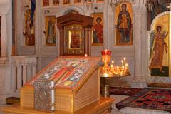 Молебен на начало учения в Вертограде 2013-14