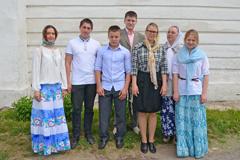 25.05.2014 Выпуск воскресных школ Серпуховского благочиния