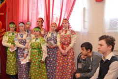 16.04.2015 Старшеклассникам о Пасхе