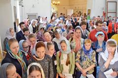 24.05.2015 Выпуск воскресных школ Серпуховского благочиния