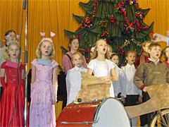 Рождественский праздник Вертограда 2011