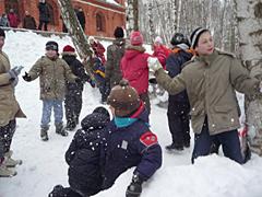 Снежные старты 2011