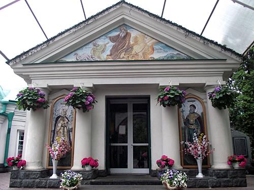 Храм пророка Илии в Киеве