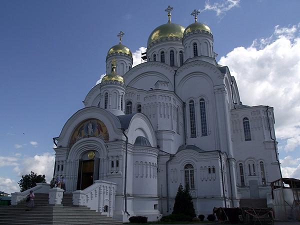 Спасо-Преображенский собор в Дивеево
